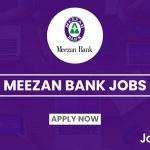 meezan bank job